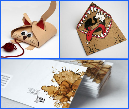 Оригінальний конверт