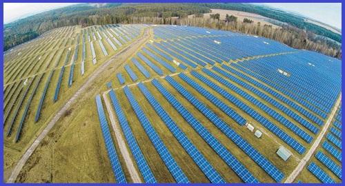 Сонячна енергетика