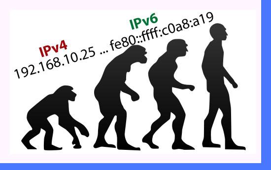 Перехід на IPv6