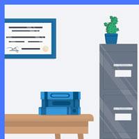 Схема руху документів