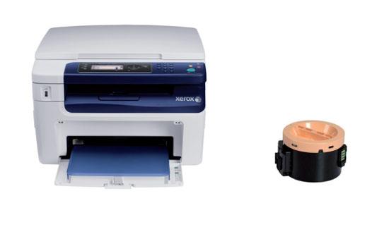БФП Xerox Phaser 3045 з тонер-картриджем