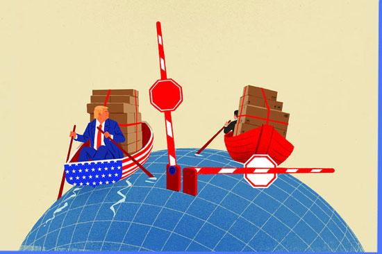 Світова торгова війна
