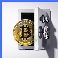 Як безпечно зберігати криптовалюту