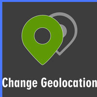 Change Geolocation