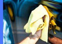 Мобільна суха мийка автомобілів