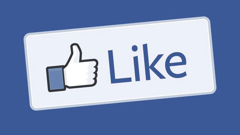 Сайти з кнопкою «Like» від Facebook відповідальні за дані користувачів