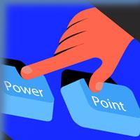 Сполучення клавіш в PowerPoint