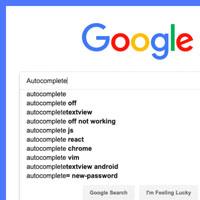 Google тестує нову поведінку функції автозаповнення картинка