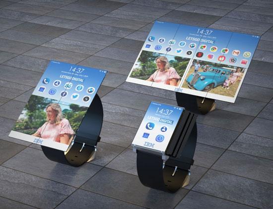 Smart-watch від IBM
