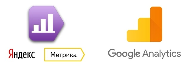 Yandex-метрика і Google Analytics фото