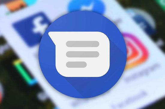Мессенджер Android Messages