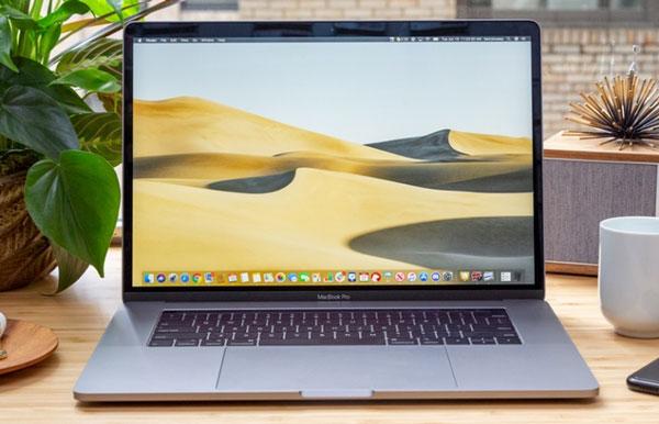 Apple продає відновлені MacBook Pro 2019 року