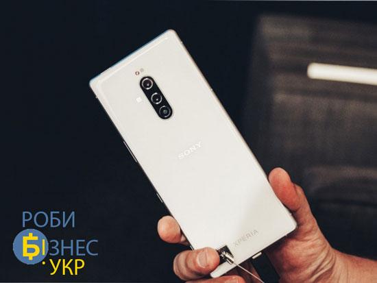Нова Sony Xperia фото, картинка