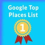 Google вивів з бети пошукову функцію Top List Places