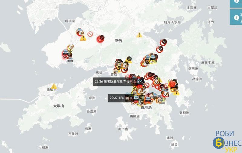 HKmap.live фото, картинка
