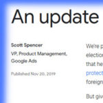 Політична реклама у Google