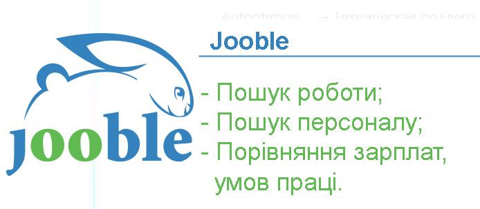 Сайт Джобл