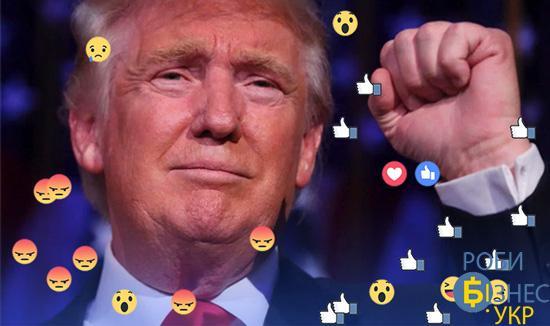 Facebook - головний інструмент для перемоги на виборах у США